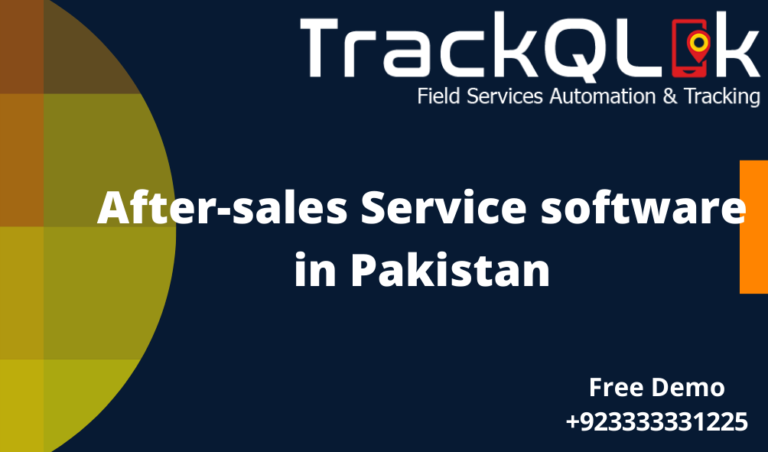 How can you spot opportunities for After-sales software in Pakistan?