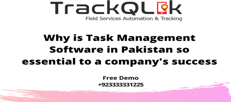 Why is task management software in Pakistan so essential to a company's success?