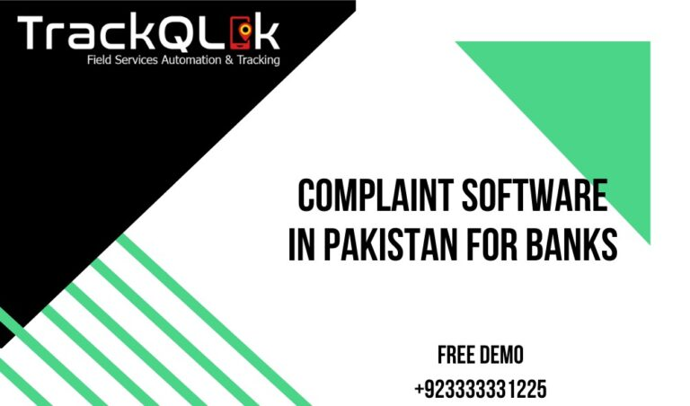 Complaint Software in Pakistan for Banks