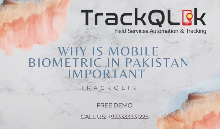 What is the Importance of Mobile Biometric In Pakistan