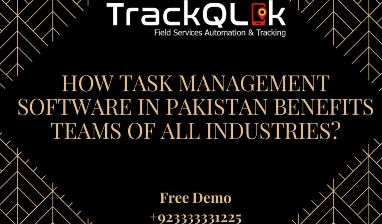 How Task Management Software in Pakistan Benefits Teams of All Industries?
